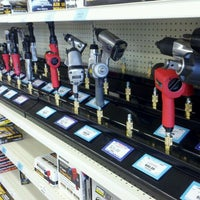 Photo taken at Harbor Freight Tools by Vickie D. on 4/8/2012