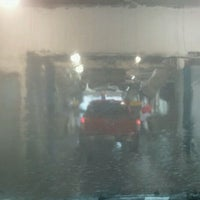Photo taken at Crew Car Wash by Scott C. on 2/15/2012