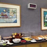 Photo taken at Mabuhay Lounge by Sheila on 8/18/2012