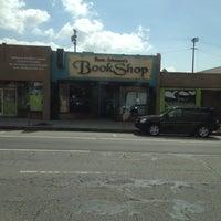 Photo taken at Sam Johnson's bookshop by Juan V. on 3/1/2012