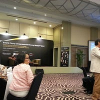 Photo taken at Ernst & Young Indonesia (EY) by Nilam S. on 9/12/2012