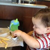 Photo taken at Burger King by Sandra P. on 4/30/2012