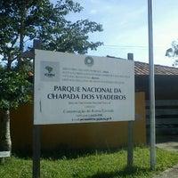 Photo taken at Parque Nacional da Chapada dos Veadeiros by Ci S. on 2/20/2012