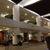 Photo taken at Parc 55 San Francisco - A Hilton Hotel by Ber A. on 5/19/2012