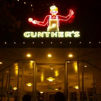 Photo taken at Gunther's Quality Ice Cream by Holly M. on 6/16/2012