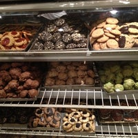 Photo taken at Pasticceria Rocco - Pastry Shop and Espresso Cafe by david m. on 4/28/2012