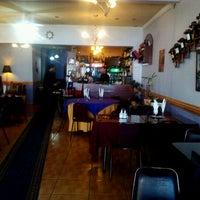 Photo taken at Restaurant La Aguada by Nicolás K. on 2/26/2012