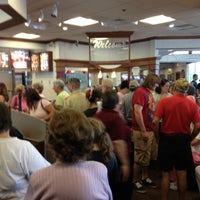 Photo taken at Chick-fil-A by Sparks R. on 8/1/2012