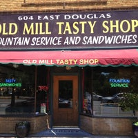 Photo taken at Old Mill Tasty Shop by Meg S. on 5/31/2012