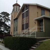 Photo taken at St John's United Church of Christ by Karen S. on 4/15/2012