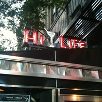 Photo taken at Hi-Life Restaurant & Lounge by CAESAR D. on 6/14/2012