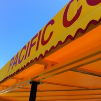 Photo taken at Pacific Coast Hot Dogs (PCH Dogs) by John O. on 6/9/2012
