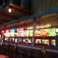 Photo taken at Portillo's / Barnelli's by Linda E. on 6/22/2012