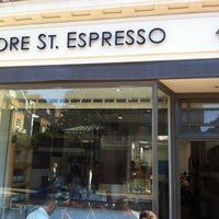 Photo taken at Store Street Espresso by Paris A. on 9/5/2012