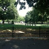 Photo taken at Herbert Von King Park by Kashayia G. on 8/28/2012