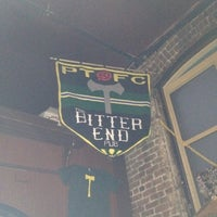 Photo taken at The Bitter End Pub by Lara H. on 4/21/2012