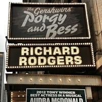 6/13/2012にRené S.がRichard Rodgers Theatreで撮った写真