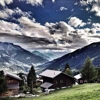 Das Foto wurde bei Bellwald - Ihr Schweizer Ferienort von Snowest am 7/22/2012 aufgenommen