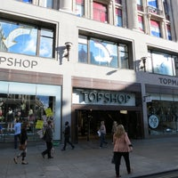 Photo taken at Topshop by Vogue on 9/11/2012