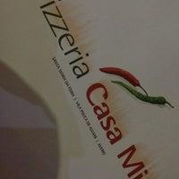 Photo taken at Casa Mia by Andreia M. on 2/24/2012