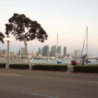 Photo taken at Port of San Diego by Bob W. on 9/4/2012
