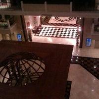 Photo taken at Crowne Plaza Antalya by Murat A. on 5/21/2012