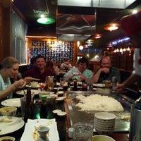 Photo taken at Tokyo Japanese Steak house by Karen C. on 4/15/2012