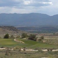 Photo taken at Four Mile Ranch Golf Club by Torrie S. on 5/31/2012