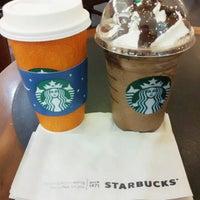 Photo taken at Starbucks by Yen Lin on 7/26/2012