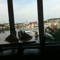 Photo taken at Blue Lobster Grille by Alex D. on 8/24/2012