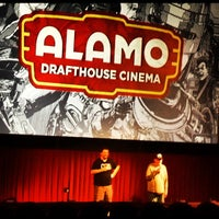 Photo taken at Alamo Drafthouse Cinema – South Lamar by bobb x h. on 2/25/2012
