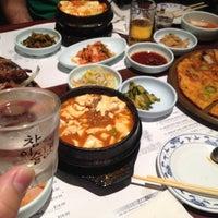 Photo taken at Natural Tofu by Matthew K. on 5/9/2012