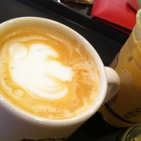 Photo taken at CREMA COFFEE by Hyun Hee L. on 7/14/2012