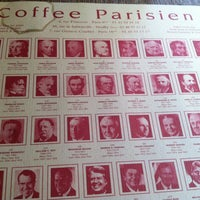 Photo prise au Coffee Parisien par stephane S. le8/12/2012