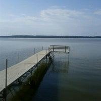 Photo taken at Lake Puckaway by Dan M. on 8/25/2012