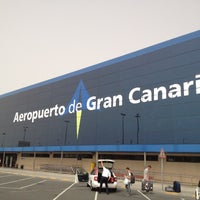 Photo taken at Gran Canaria Airport (LPA) by robzt on 7/21/2012