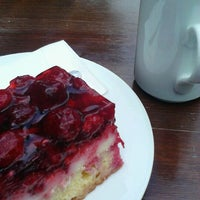 Photo taken at Café MAY by Tee E. on 6/17/2012