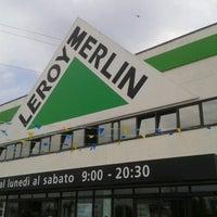 Photo taken at Leroy Merlin Verona San Giovanni Lupatoto by Annalisa G. on 7/24/2012