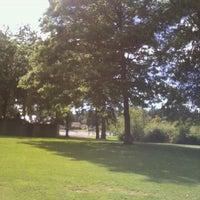 Photo taken at Five Mile Lake Park by Melinda N. on 6/17/2012