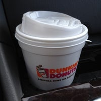 Photo taken at Dunkin Donuts by Synthia M. on 4/10/2012