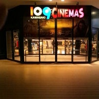 Photo taken at 109 Cinemas by Tetsuo Michael H. on 4/21/2012
