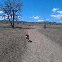 Photo taken at Colorado Hills Open Space Dog Park by Lindsay M. on 3/23/2012
