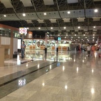 Photo taken at Domestic Departures by Serkan on 8/17/2012
