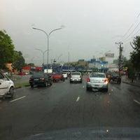 Photo taken at Avenida Ermano Marchetti by Gabriel Torres A. on 2/24/2012