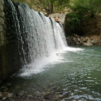 Photo taken at Le Cascate by Gianluca P. on 8/17/2012