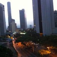 Photo taken at Corus Hotel Kuala Lumpur by Nurul A. on 5/11/2012