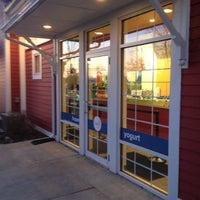 Photo taken at Halfmoon Creative Salads by Randy R. on 2/9/2012