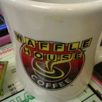Photo taken at Waffle House by Vincent W. on 7/27/2012