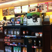 Photo taken at Dunkin Donuts by Matilda S. on 4/22/2012