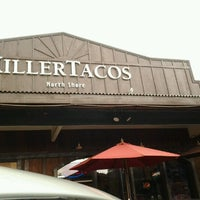 Photo taken at Killer Tacos by Jannelyn A. on 6/14/2012